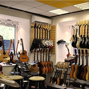 Музыкальные магазины Павловска