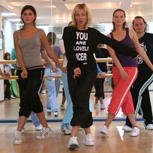 Школы танцев Павловска