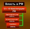 Органы власти в Павловске