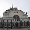 Железнодорожные вокзалы в Павловске