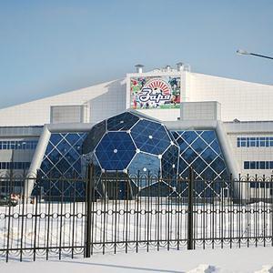 Спортивные комплексы Павловска