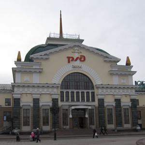 Железнодорожные вокзалы Павловска